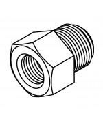 Thread Adaptor 9/16 x 20 - 3/8 x 24NF