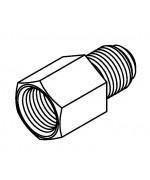 Thread Adaptor M10 x 1 - 3/8 x 24NF  DPS