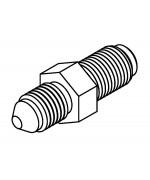 Adaptor M10 x 1.25 - No.3 JIC