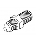 Adaptor M12 x 1.00 - No.4 JIC