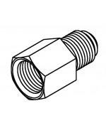 Thread Adaptor M10 x 1.25  - 10 x 1