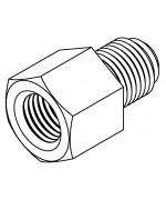 Thread Adaptor M10 x 1mm  - 3/8 x 24NF